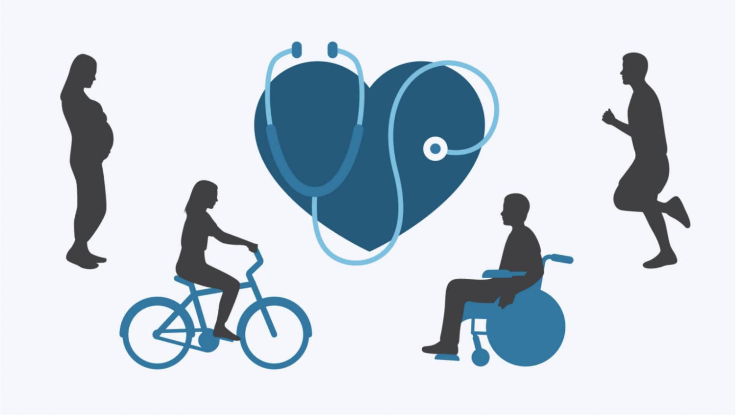 Main-line-health virtual event series custom websites